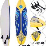 Giantex 6 foot Surfboard Surfing Surf Foamie Board.jpg
