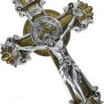 Religuous Gifts Saint Benedict Crucifix